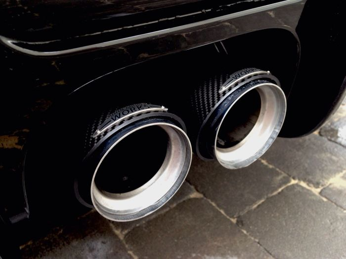 Gr8reflectiondetailing Minijohncooperworks Carbon Fibre Exhausts