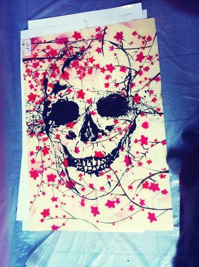 Art Death Hello World Enfin finis !