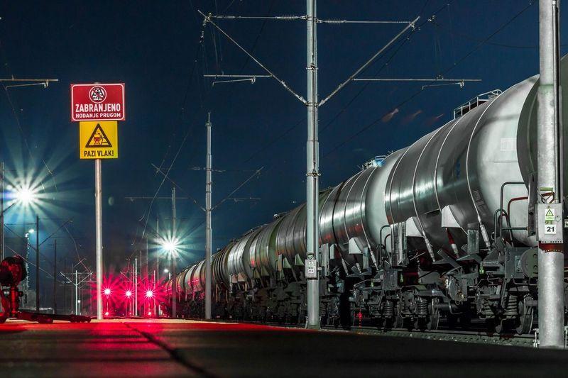 Train in
