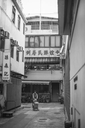 Cheung Chau EyeEm EyeEm Best Shots EyeEm Selects EyeEm Gallery EyeEmNewHere From My Point Of View The Week On EyeEm X-PRO2 Architecture Black And White Blackandwhite Building Exterior Enjoying Life Eye4photography  Fujifilm Fujifilm_xseries Monochrome Outdoors Street Street Photography Streetphotography
