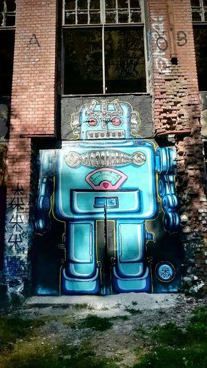 Graffiti Dystopia Doortoapocalypse