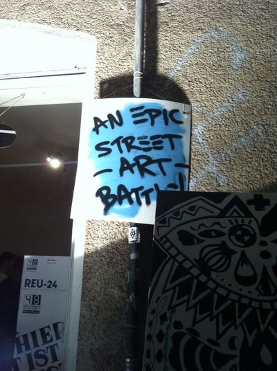 Streetart Battle