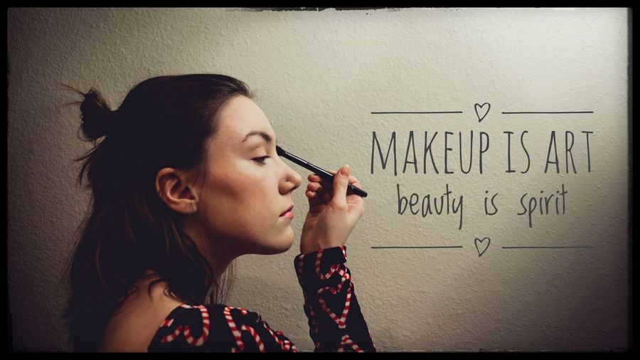 Canon Young Adult Makeup Brunette