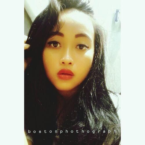 That's Me Enjoying Life Imindonesiangirl Followme!