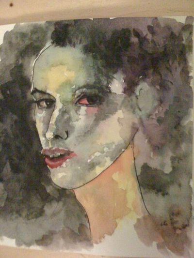 Joyce Muniz Y.C. Art Aquarell