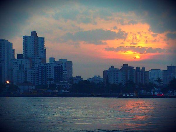 Sunset #sun #clouds #skylovers #sky #nature #beautifulinnature #naturalbeauty #photography #landscape Sun_collection EyeEm Best Shots - Sunsets + Sunrise Sun Light