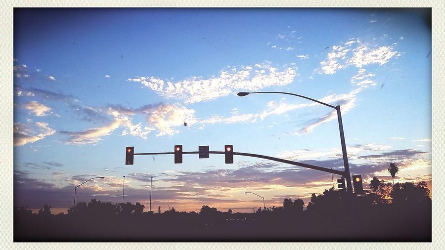 Sunset few days ago...