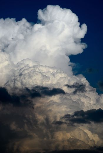 After the rain clouds Cloud - Sky Beauty In Nature Sky Nature Cloudscape Tranquility Scenics Majestic Sky Only No People Low Angle View Tranquil Scene Backgrounds Outdoors Day