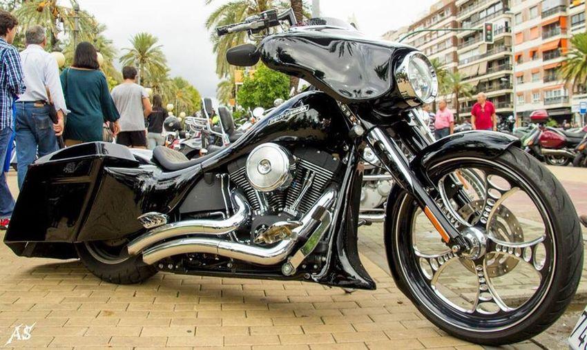 Harley Davidson Soho Cordoba Bike