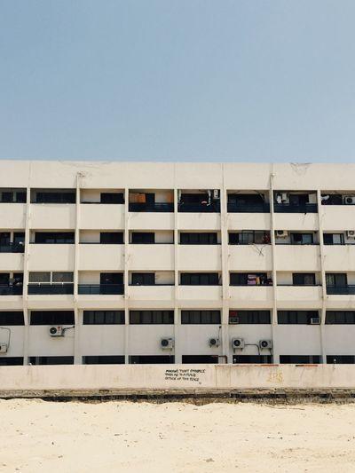 Residensity Architecture Outdoors Dubai Minimalism Building Exterior The Architect - 2018 EyeEm Awards