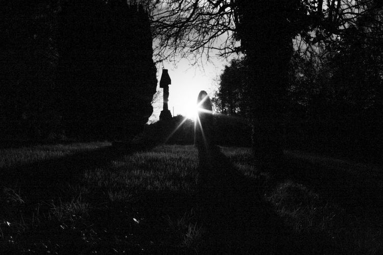 Black And White Black & White Sunrays Long Shadows Cemetery Cemetery_shots Cemetery Photography Cemetarysunset