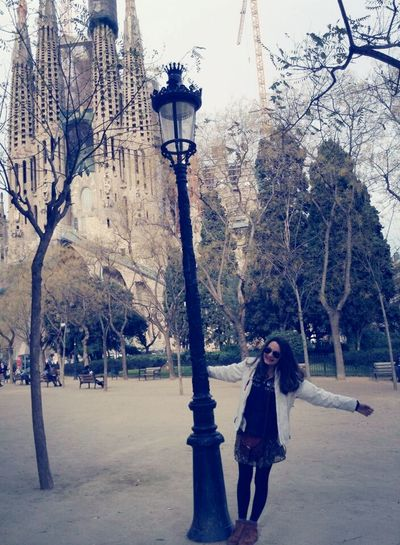 That's Me Enjoying Life Barcelona ♡ First Eyeem Photo