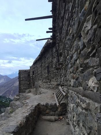 Built Structure Architecture Beauty In Nature Baltit Fort Hunza Hunza Valley Pakistan Karimabad Capture The Moment History Antiquities Hidden Gems  Taking Photos Hunza Traveling