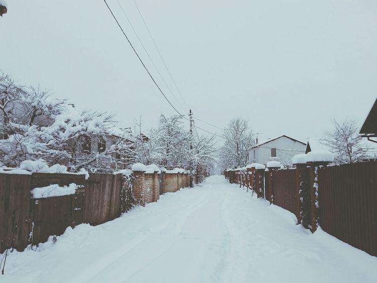 зима снег украина Киев Snow ❄ Winter Ukraine Kiev OpenEdit Vscocam