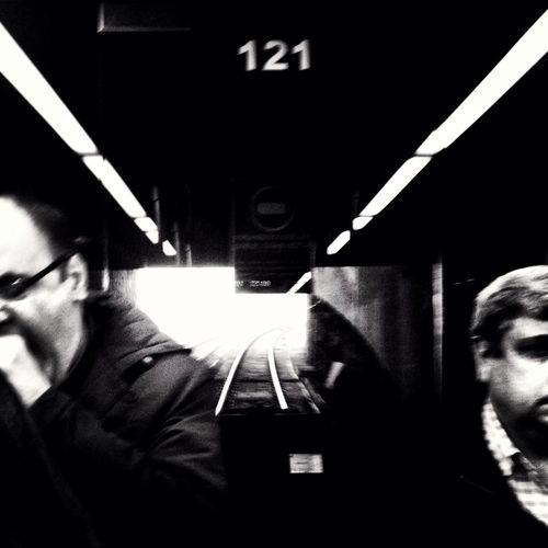 Subway Metro Blackandwhite Bw_collection