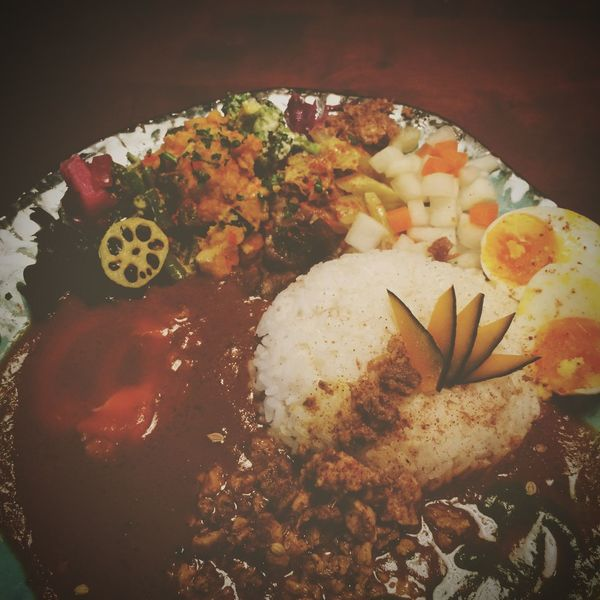 Curry Yummy Beautiful Good Times