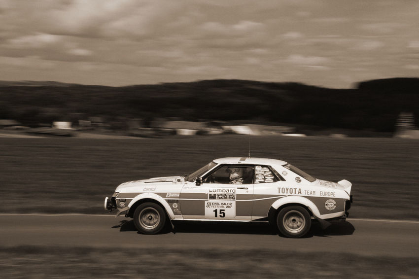 Eifel-rallye-festival Rallye Car Car Historic Rallye Car Motion No People Oldtimer Outdoors Race Rallye Sepia Transportation