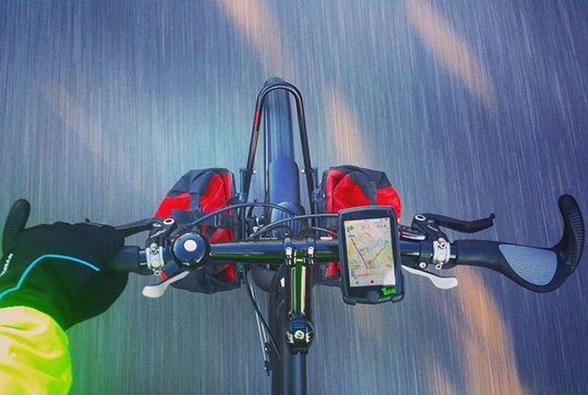 Awesome Autumn Tour with the Activia Pro I touringbike from @rose_bikes Biketouring Cycling Autumn Travel Instatravel Picoftheday Fahrradfahren Fahrrad 😚 Radtour Instamood Sport Fitfornix Weekend 😚 Rosebikes Teasi Teasipro