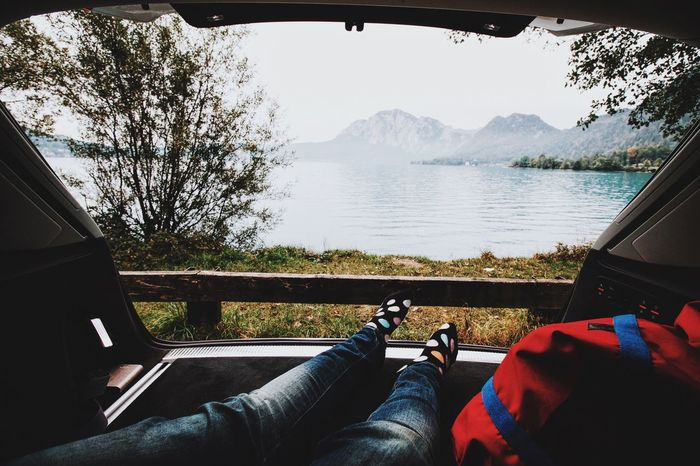Happysocks Audi Q7 Audiq7 24bottles Chilling Chill Austria Lake Vscocam