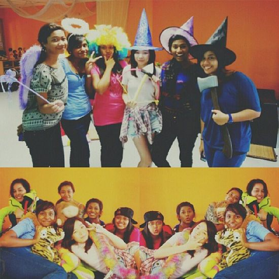 One of the few reasons why I love my course and school - P L A Y ♥ // Clique Playalldayeveryday