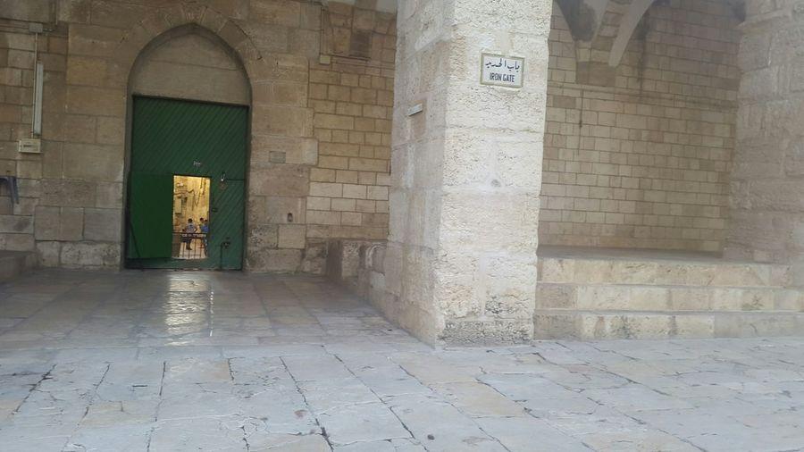 Deya ( باب الحديد Taking Photos Hanging Out القدس المسجد الأقصى القدس من في القدس الا انت !!! تصويري  Jerusalem القدس EyeEm )