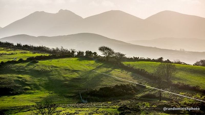 The Mourne Mountains. Northern Ireland Discover Northern Ireland Ireland Landscape_Collection Mountains Mourne Mountains