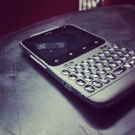 My jeewansathi HTC ChaCha ! Mobile !