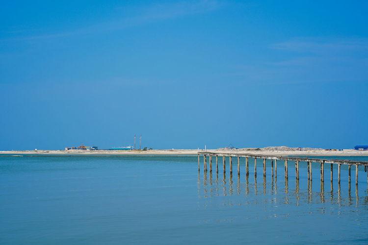 Landscape Landscape_photography Relaxing Water Sea Clear Sky Blue Sky
