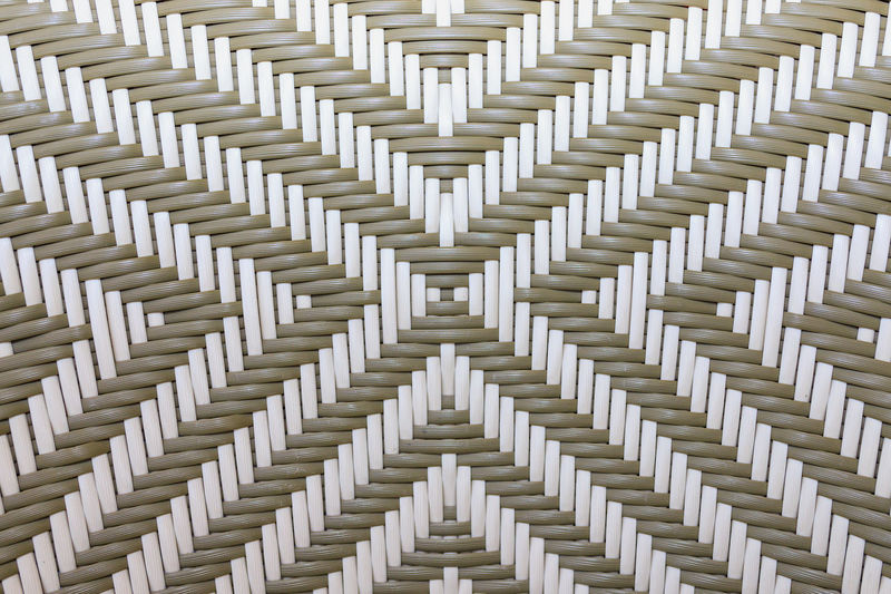Abstract Art And Craft Backgrounds Close-up Craft Creativity Crisscross Design Full Frame Green Color Indoors  Knitted  Man Made Object No People Pattern Repetition Rope Striped Textile Textured  Vintage Warm Clothing White Color Wool Woven