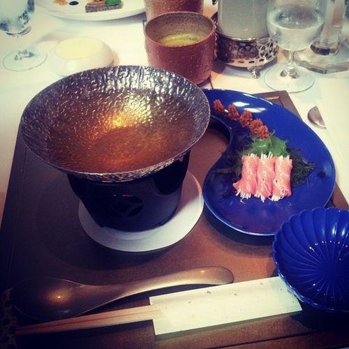 Shabushabu しゃぶしゃぶ Misosoup Dinner