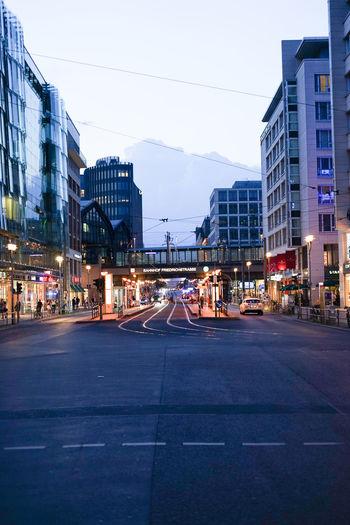 streets Nur In