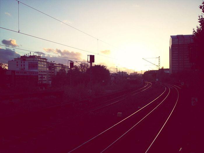 Sunset Commuting