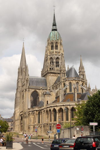 Architecture Building Exterior Cathedral Façade History Outdoors Place Of Worship Religion Spirituality