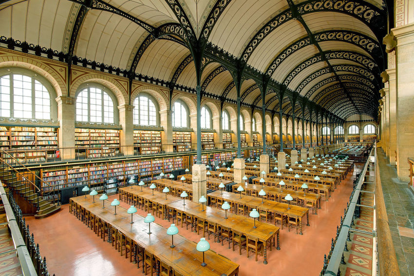 Architecture Built Structure High Angle View In A Row Indoors  Interior Large Group Of Objects Travel Destinations
