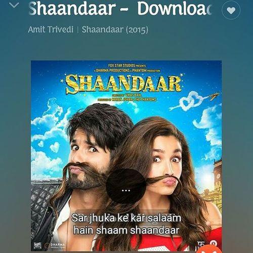 Shaamshaandaar Shaandaar Floatinglyrics™ Senheiser Cx180 Bestsoundever Amittrivedi Aliabhatt @aliaabhatt