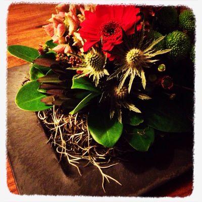 My result of last night flower workshop.