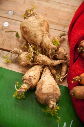 Market Fresh Farmers Market Cooking Ingredients Parsnip Vegan Vegetarian Vegetable Food And Drink Food Healthy Eating Freshness Table Root Vegetable Close-up No People