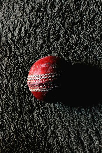 Cricket Ball Red Sports Photography Redcolor  Greencolor Sports Sport Equipment CricketWorldCup