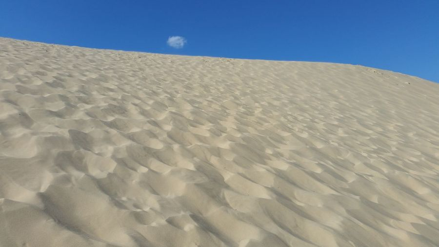 Beauty In Nature Blue Day Dry No People Outdoors Relief Scenics Sky Tranquility Rain? Desert Beauty Dune