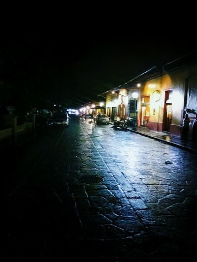 Streetphotography Calleshumedas Coatepec,Veracruz Architecture Building Exterior Illuminated Encantador Lugar Calle Empedradas Noche Magica Conociendo México
