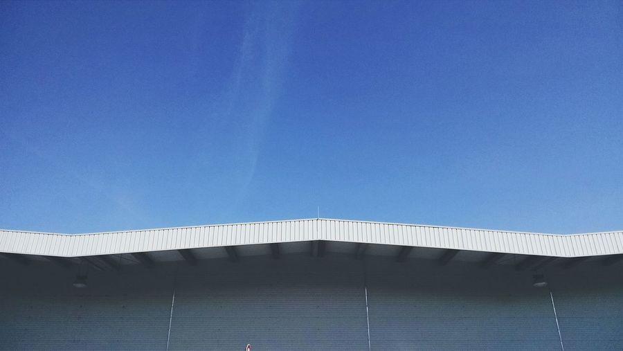 Hangar. Urban