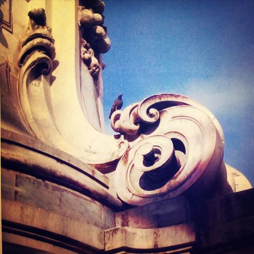 Strong, sturdy and old. Will stand the test of time. Architectural Elements Old Architecture Pattern, Texture, Shape And Form