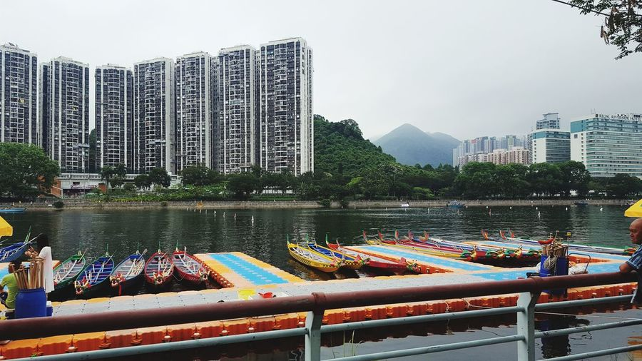Hong Kong Dragons Boat Holiday