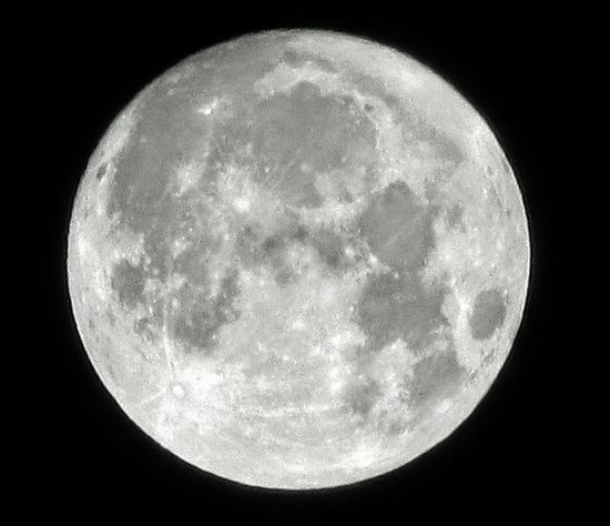 Supermoon captured with zoom lens Nature Photography Zoom Lens Southern Ontario Moon Astronomy Night Full Moon Circle Planetary Moon Moon Surface Space Sky Moonlight Beauty In Nature Close-up No People