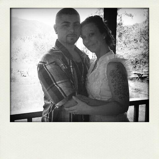Mr. & Mrs. Moffitt Enjoying Life