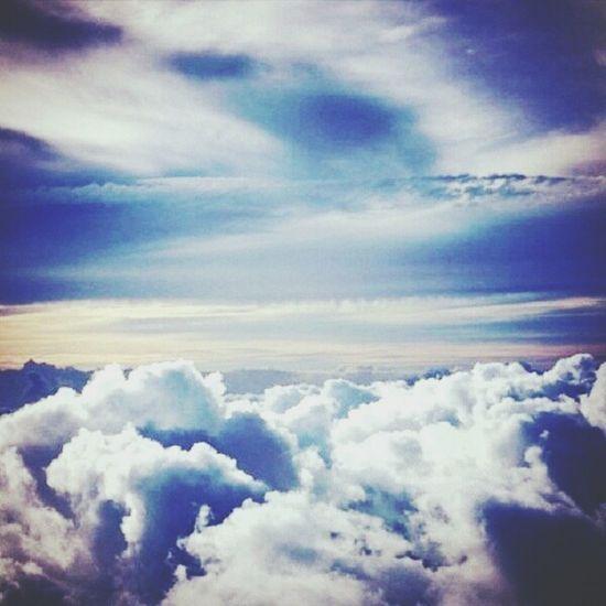 Sky Nice Wonderful Beautiful