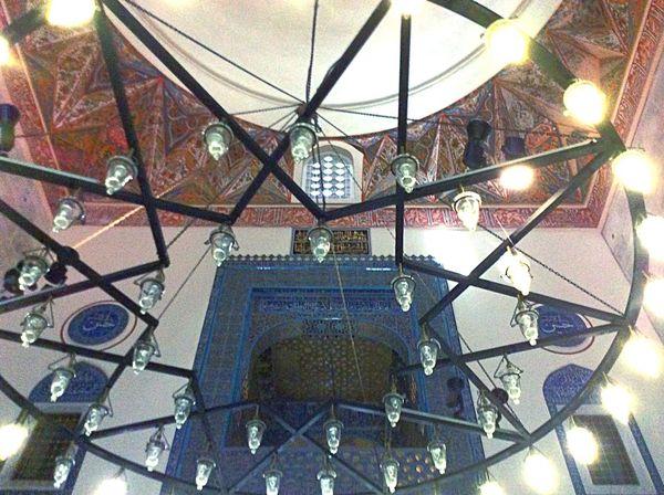 Mosque Light Architecture Decoration Art Ottoman Traveling Eye Em Around The World Historical Building Amazing Architecture