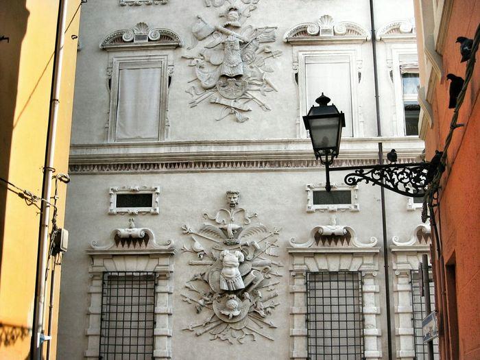 Via Garibaldi, Palazzo Bentivoglio Ferrara Comunediferrara Emiliaromagna Architecture Historical Building Viagaribaldi