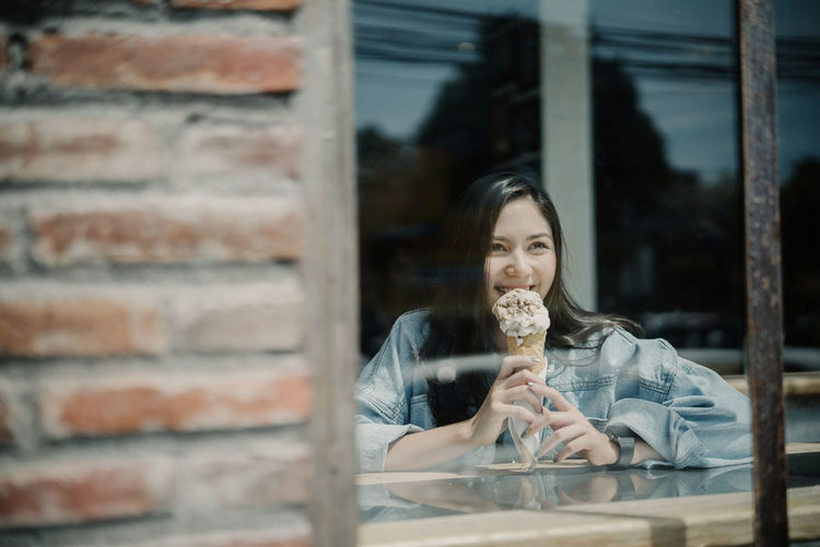 eyes 👁️ cream Sony A7sii EyeEm Best Shots Ice Cream Model EyeEm New Here Eyem Gallery Streetphotography Friends Happy Jessica Mila Love ♥ Pastel Sundae