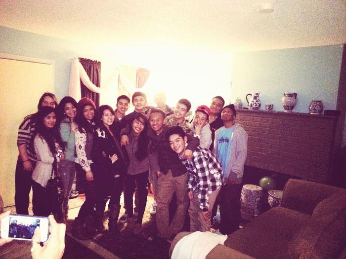 DelaCruz Birthday Party! (: